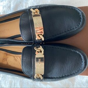 "Coach ""Kimmie"" Loafers"